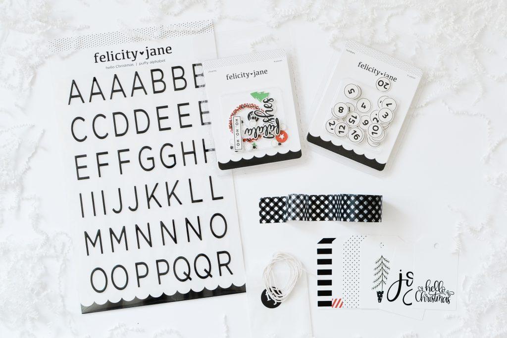 Felicity Jane Hello, Christmas! | 2016 - Noodoso