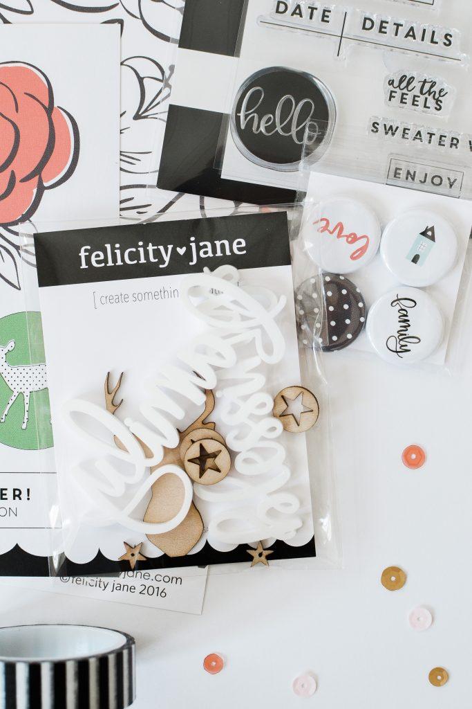 Felicity Jane November Oh, Deer! Kit - Noodoso