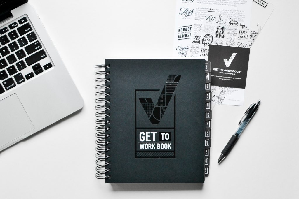 Get to Work Book | Noodoso