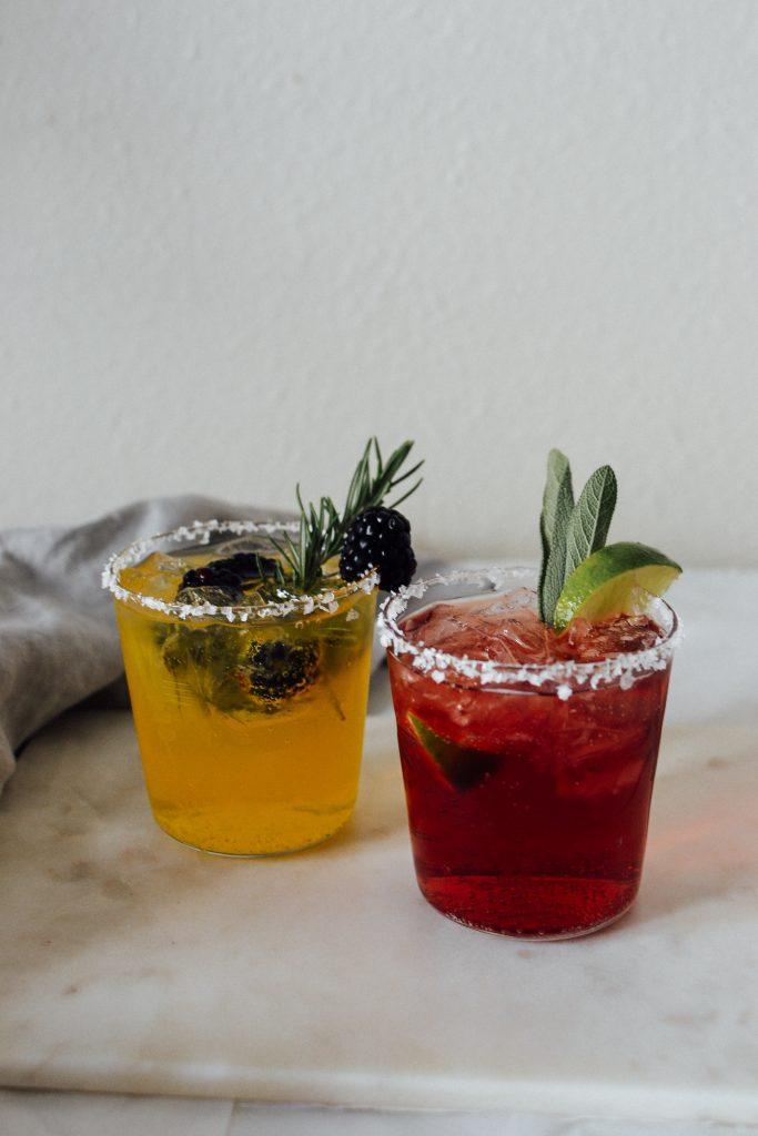 IZZE Friendsgiving Margaritas - Noodoso