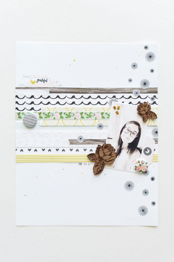 Grateful Layout by Suzanna Stein - Noodoso