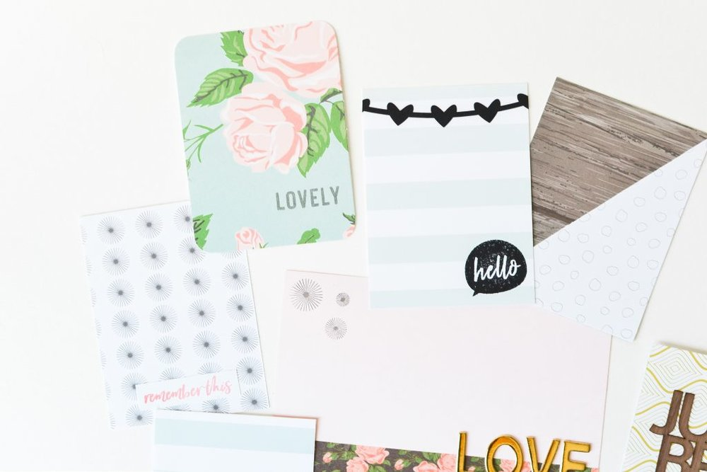 Create Your Own Journal Cards by Suzanna Stein - Noodoso