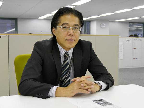 パナソニックソリューションテクノロジー株式会社 知財ソリューション課 課長 米田 哲之様