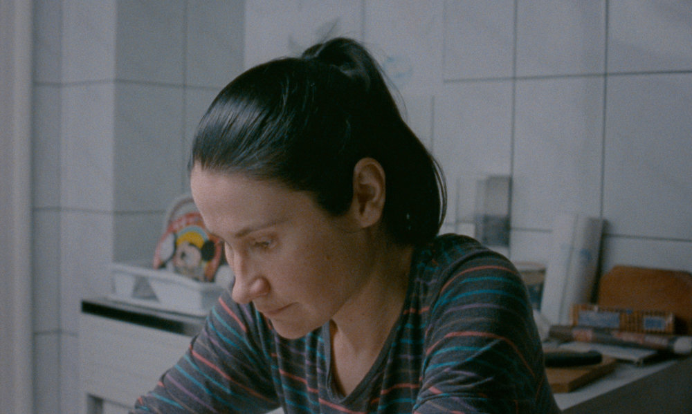 "Fragments of Gabi consists of a series of glimpses from the life of a Romanian mother. The film follows her for nearly two days as she tries to free herself from her surroundings.  14'40"", 2015    vimeo.com/138553172    (teaser)"