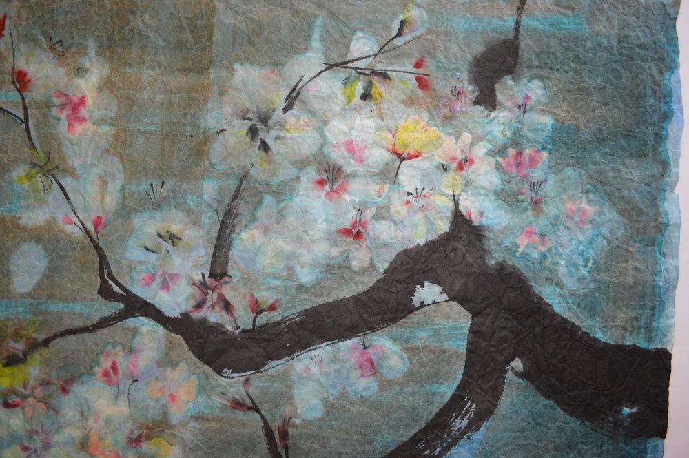 Flores de azul 2018