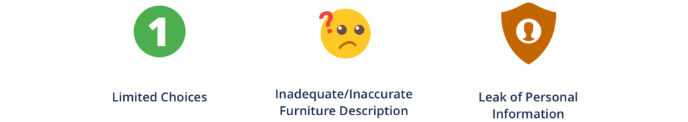 Issues I encountered getting used-furniture