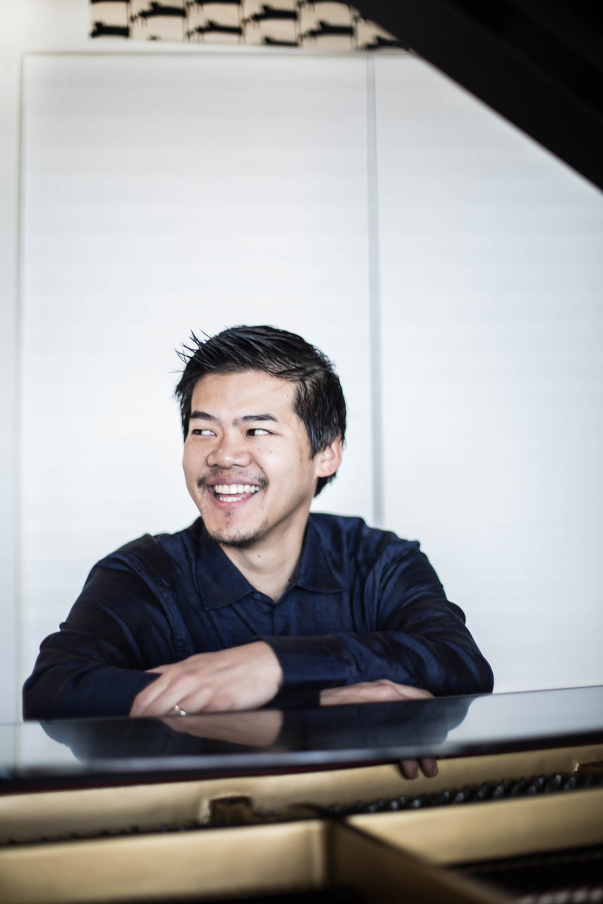 Winston Choi, piano
