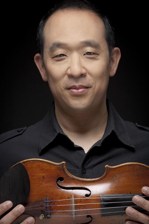 Michael Jinsoo Lim, violin