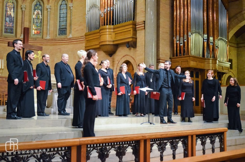 Chamber Choir at St. Stephen's Cathedral