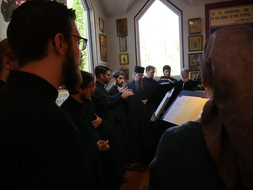 St. Tikhon's Seminary Mission Choir