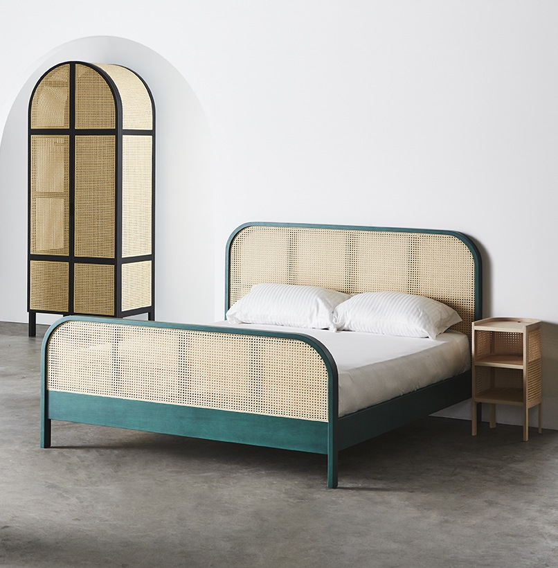 Cane Bed - 01