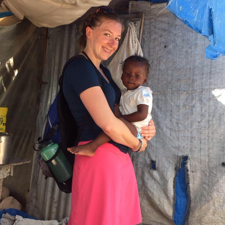 May, 2015. Titanyen, Haiti.