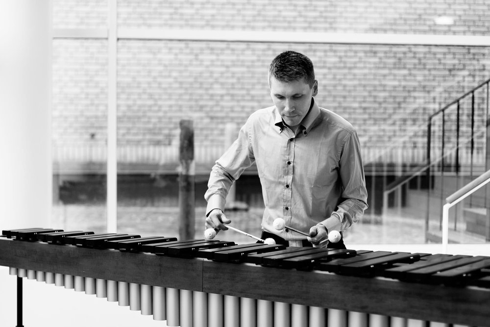 JONAS WEITLING - PERCUSSION