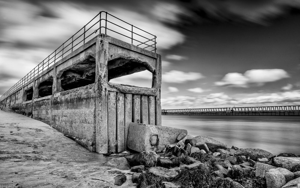 Piers, Harbours and Bridges - Click on the image to view all my images in my piers, harbours and bridges portfolio
