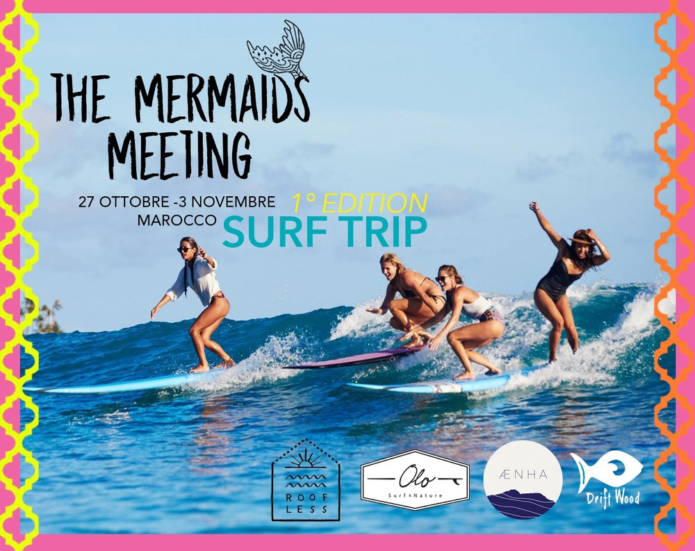 THE MERMAID'S MEETING - OCTOBER 27- NOVEMBER 3, 2018