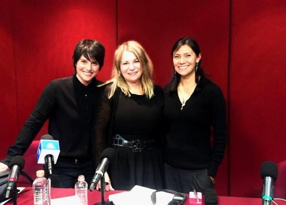 Vicki Schultz,  Estefanía Vela , and Tatiana Andrea Alfonso Sierra
