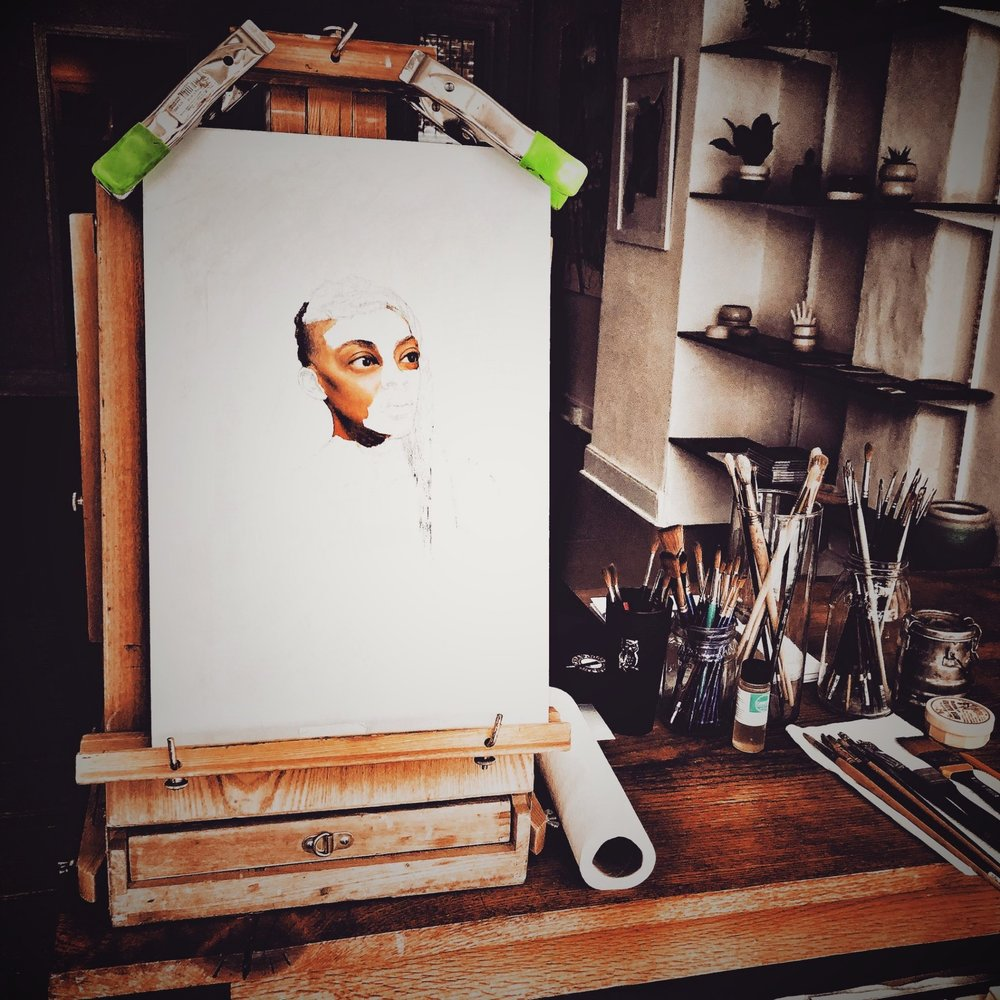 Studio Space: - Artist residencies available byrequest with opportunity for exhibit collaborations