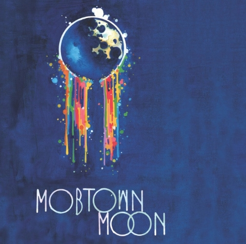 "Cover of Mobtown Moon, a re-imagining of Pink Floyd's ""Dark Side of the Moon"""