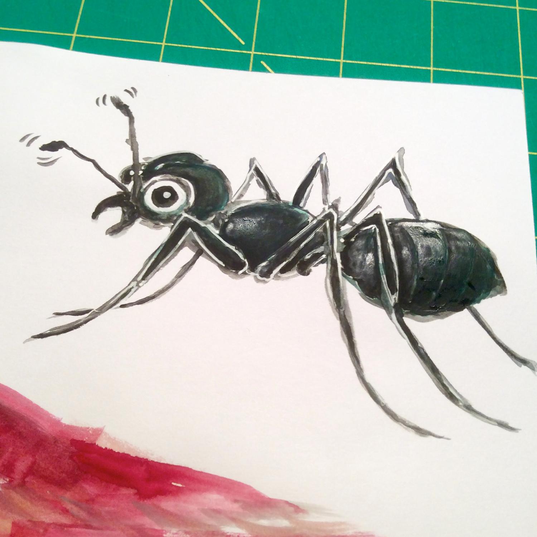 ant-paint