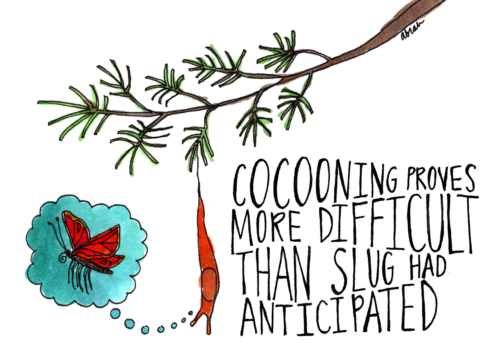 cocooning
