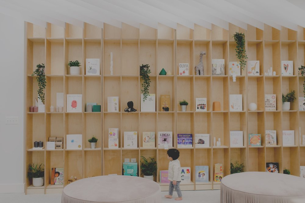 The Library - the latest books to spark the imagination