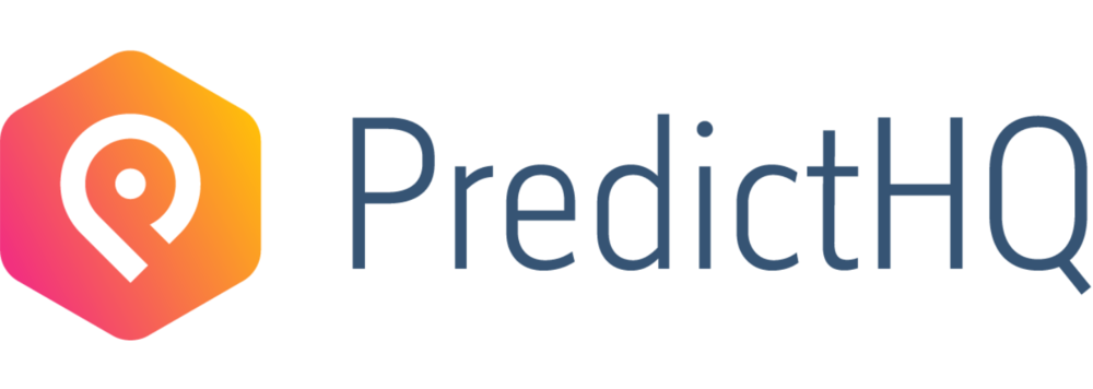 PredictHQ is a data platform that intelligently aggregates global events to help organisations understand how events impact their business.