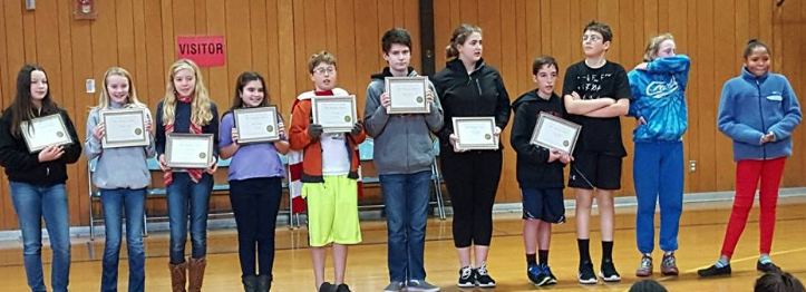 Our First Amendment Essay contest at Sunny Brae Middle School - In 2017, HumRights awarded $500 in prizes to students for essays that explained the importance of the First Amendment. This year, we are hoping to expand that contest to schools across Humboldt County.