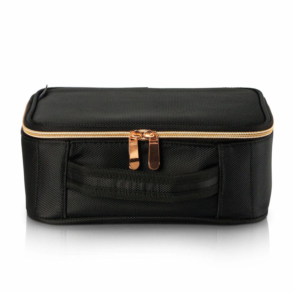 Travel Makeup Bag Cosmetics Train Case Portable makeup organizer for women make up - BEAUTYBOX 17.jpg