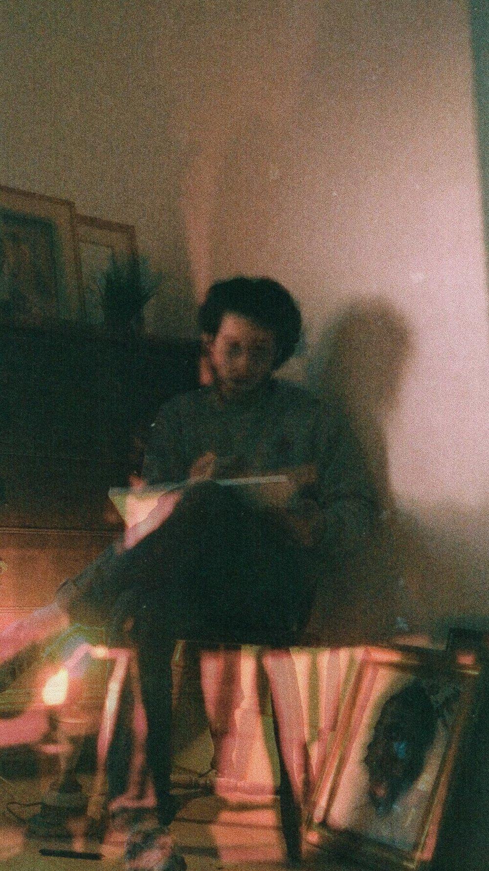 austin frantz - self taught, born november 1996