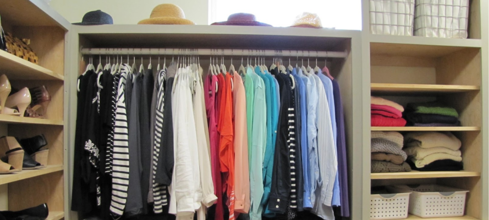 Martha Carol Stewart Chaos Organizing Closets