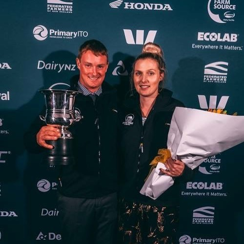 Congratulations to Daniel and Paula McAtamney, 2018 winners of the Canterbury North Otago Share Milker of the year and recipients of our  sponsorship- you've got 190 bulls to choose from on September 26th!!!