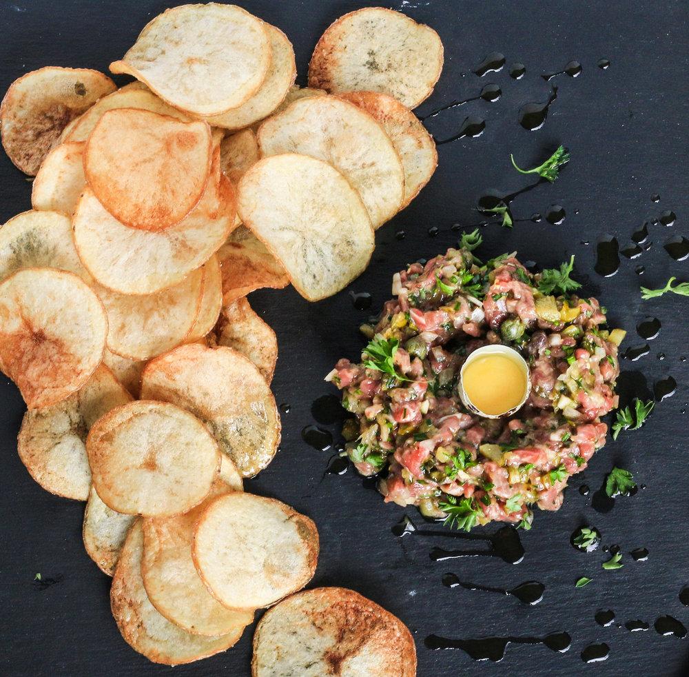 Steak Tartare with Homemade Potato Chips.jpg