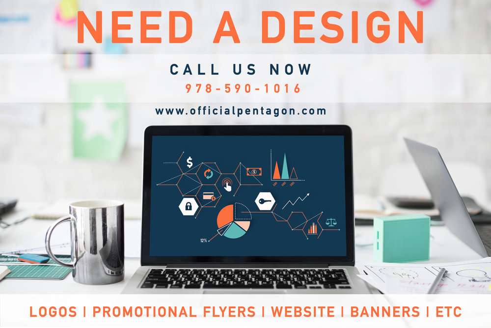 NEED A DESIGN - CALL US NOW - PENTAGON STUDIOS.jpg