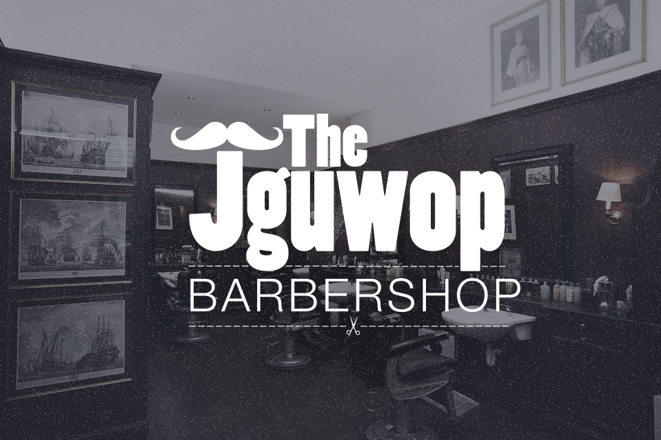 Copy of BARBER LOGO