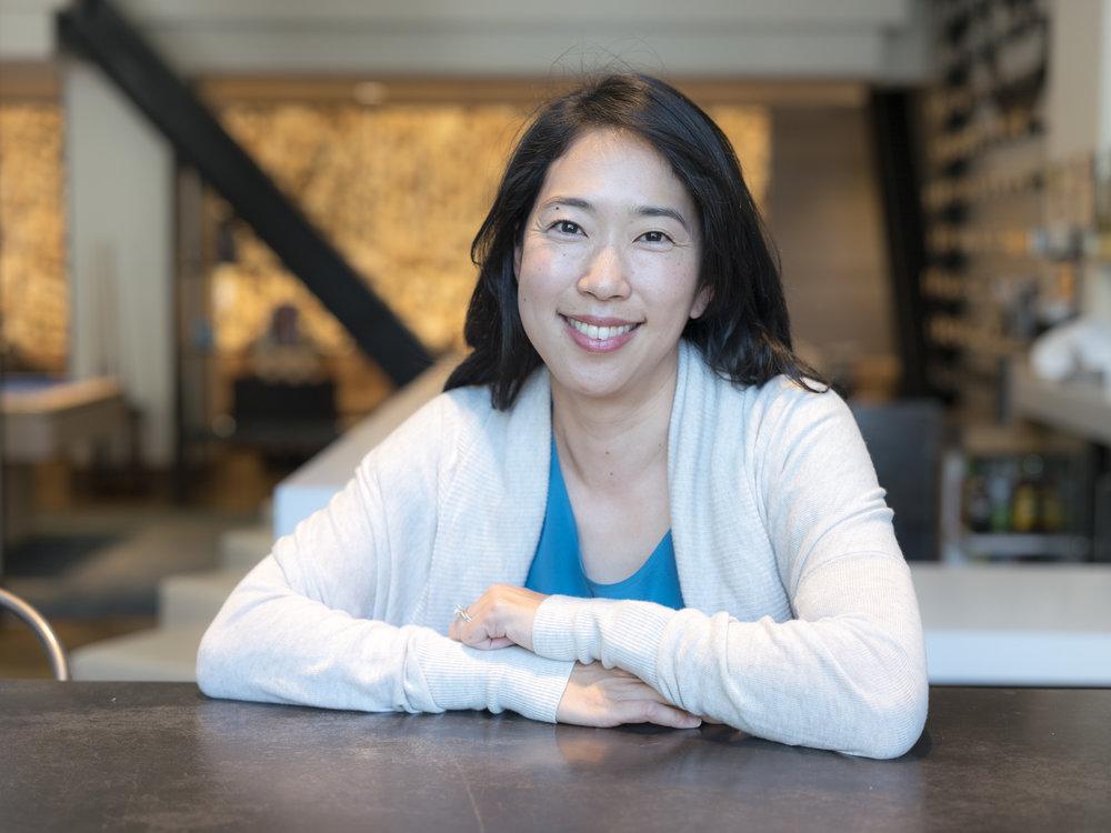Ann Miura-Ko, Floodgate