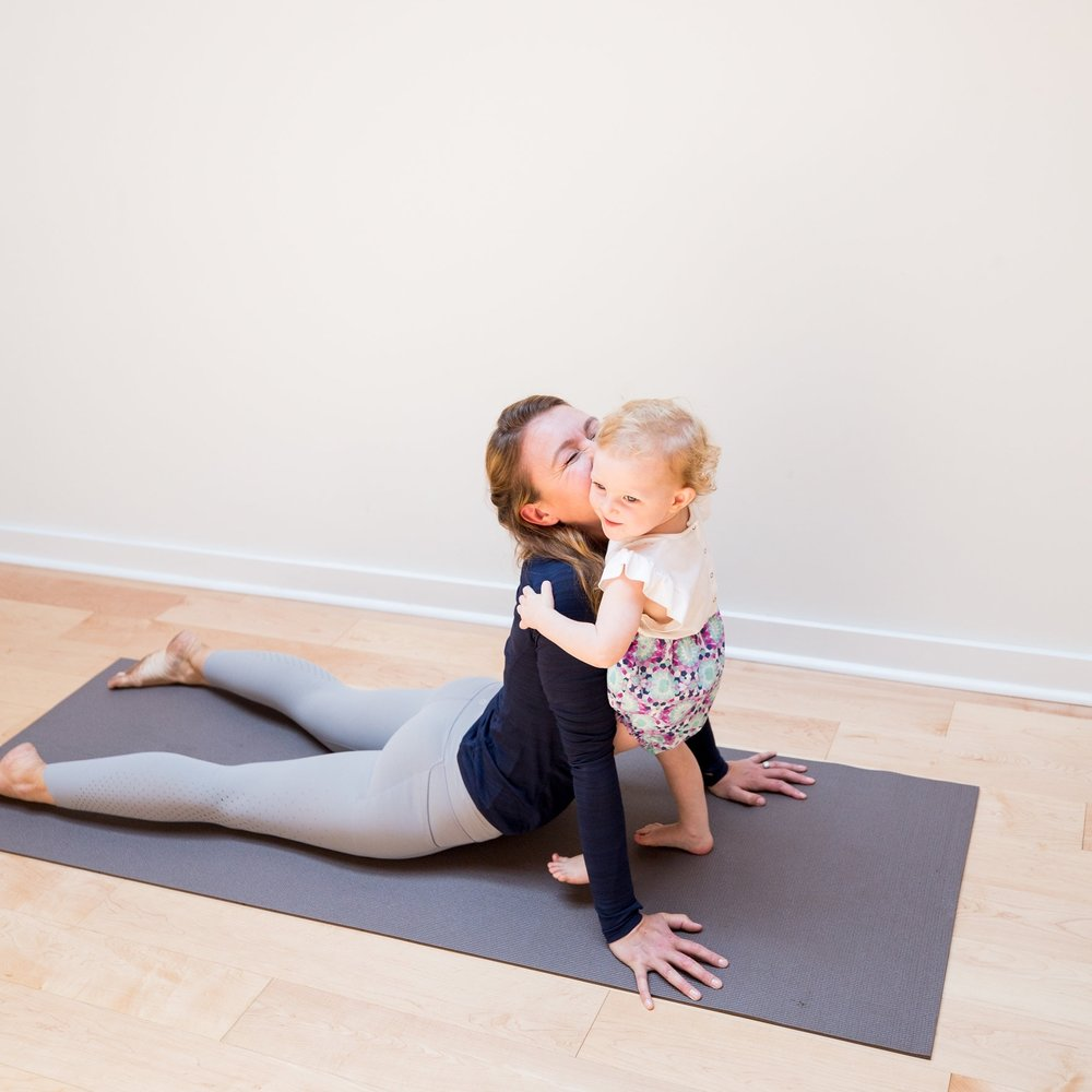 After Third - How to recover body and mind after baby.