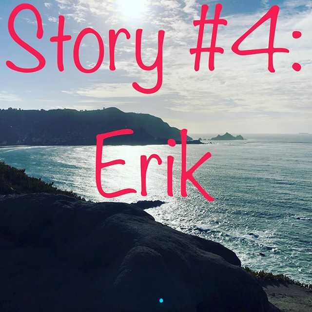 Story #4: Erik is live on SoundCloud and invisiblestoriesproject.com // Liz and Erik fall in love, but will illness destroy their relationship? // Love is hard - all kinds. And adding an illness to the mix is anything but simple... even if your college self wants it to be. // Stay kind, my friends! #invisiblestoriesproject #invisibleillness #butyoudontlooksick #chronicillness #loveandillness