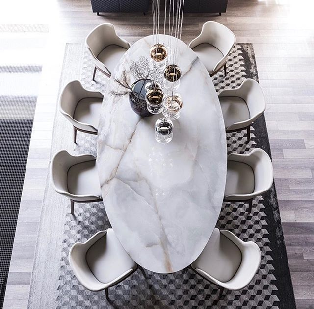 Simple Elegance | Dining with @RCD Life Decor Design Center | Roll Keramik Table