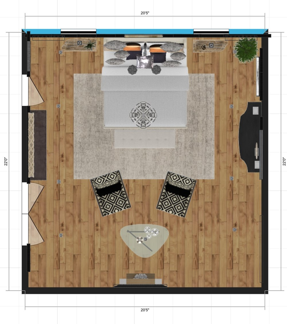Floor Plan | Furniture Layout