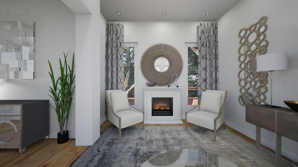 Fireplace Wall | Mantel