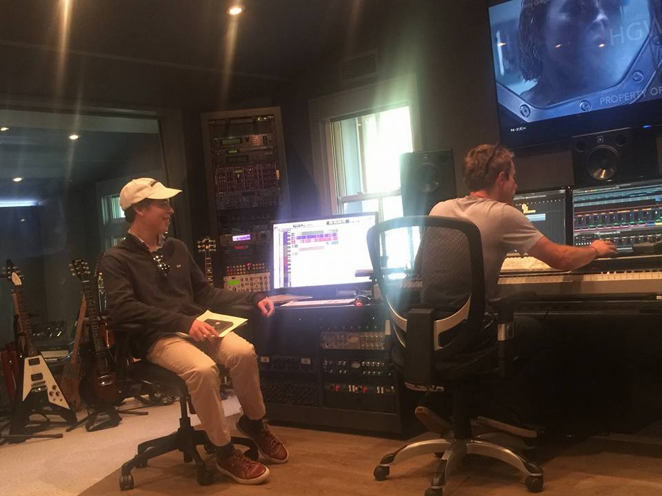 Inside the Studio of Harry Gregson-Williams