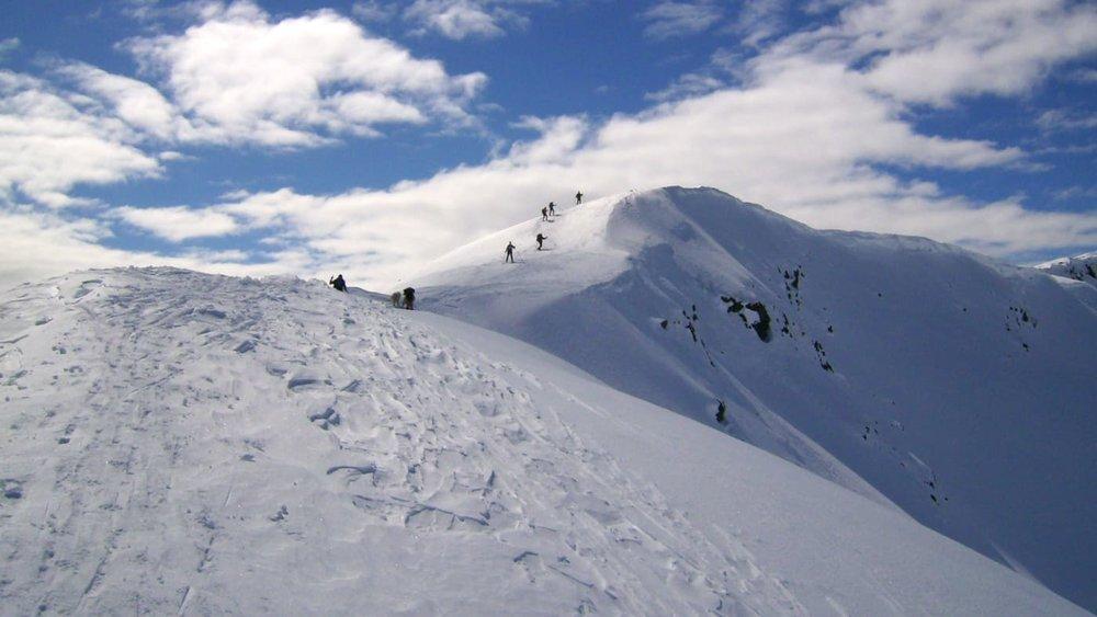 Vakkert turterreng hele veien og med en fantastisk utsikt ventende på toppen. Foto: Oddveig Torve