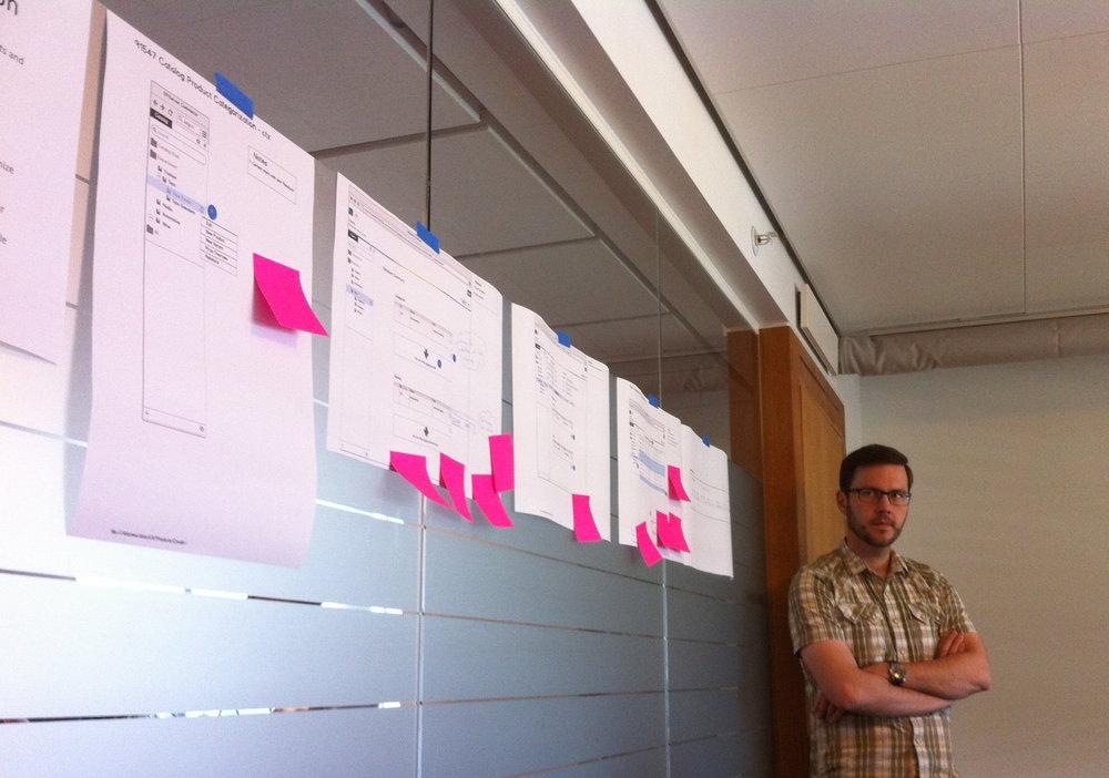 Design Studio - Task Break Down