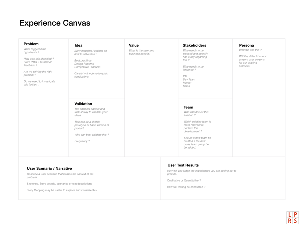 Experience Canvas 2