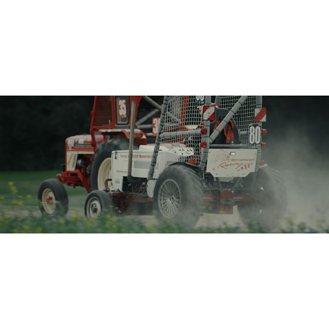 Take over!  #tractor #race #traktorrennen #reingers_movie #documentary #film #r3d #helium #8k #reddigitalcinema