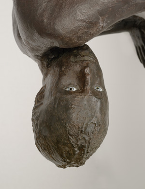 Kiki Smith--one of the artists studied last spring