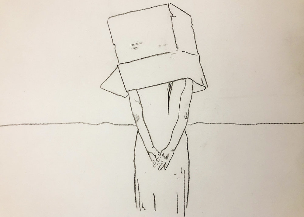 Boxed-in