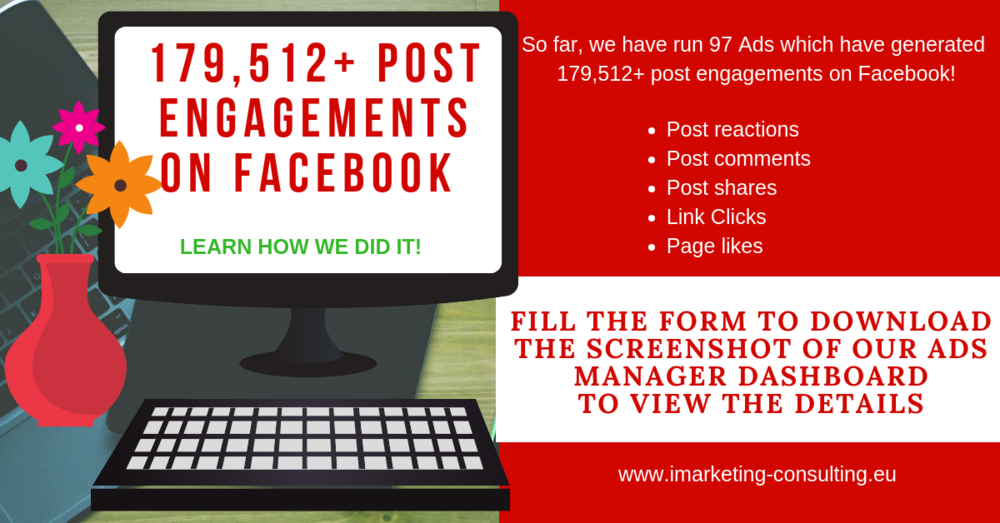 1179,512 Facebook post engagements