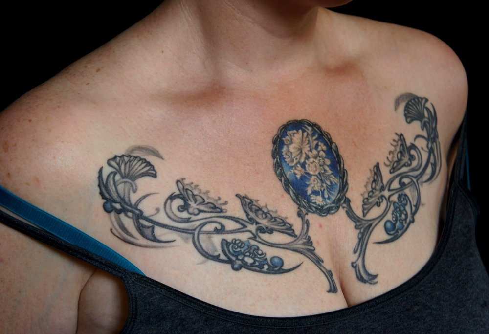 FINE ART TATTOO - One-off custom tattoos designed solely for you.