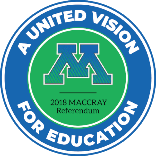 On Tuesday, November 6th, MACCRAY Public Schools will be asking our communities to decide on a reinvestment in our students' education and our facilities.